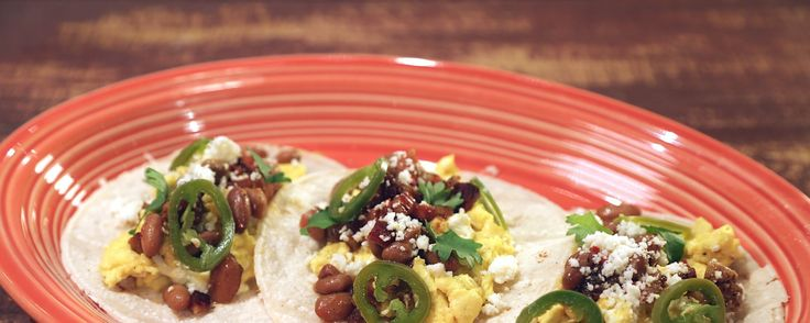 Put a little spice in your breakfast tacos and take your brunch to the next level!