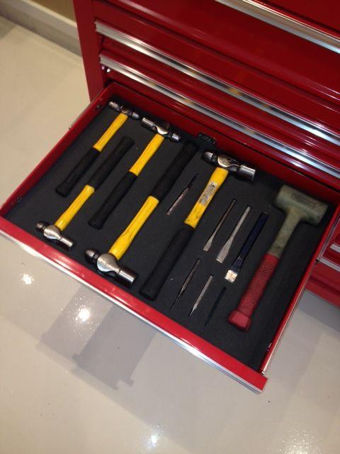 Tool Drawer Organization - The Garage Journal Board