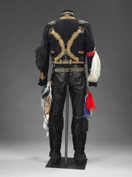 Adam Ant costume | Ant, Adam | V&A Search the Collections