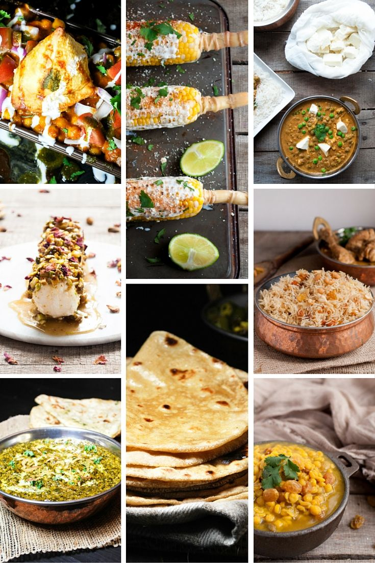 Celebrate Diwali with these easy Diwali recipes. Appetizers, Sides, Main Courses, and Sweets | whitbitskitchen.com