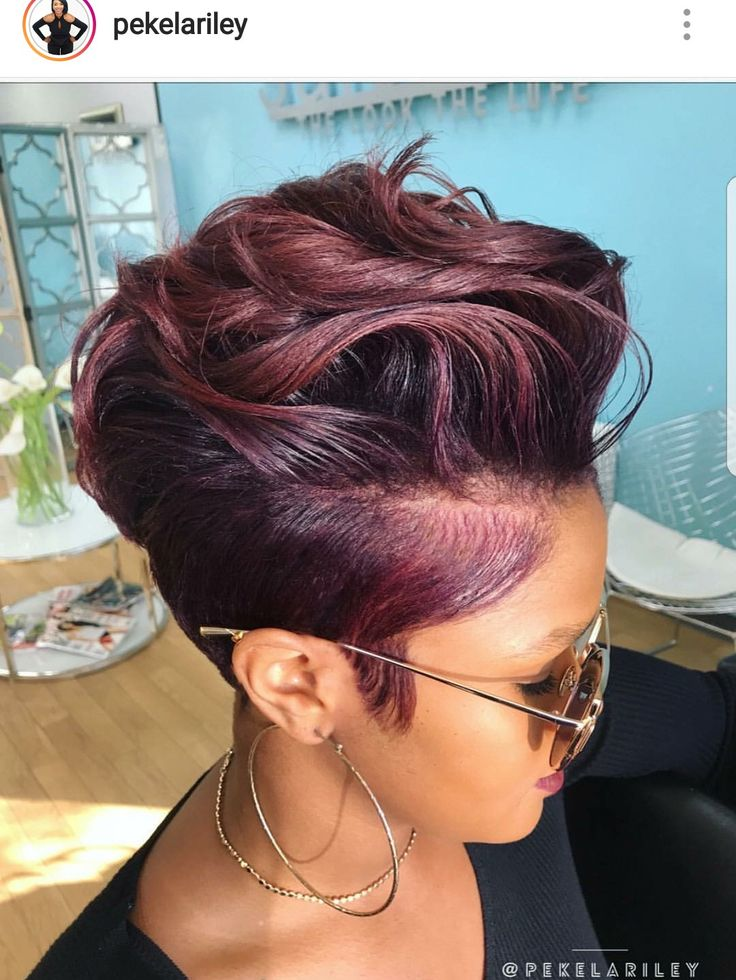 I miss this cut! One of my favs and so much versatility! Plus, I was able to do it myself ❤️