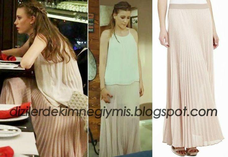Medcezir - Mira (Serenay Sarıkaya), BCBG Maxi Skirt