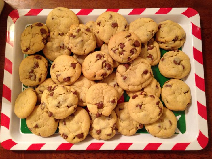 Award chocolate chip cookie recipe