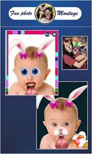 Foto montajes personalizados: miniatura de captura de pantalla