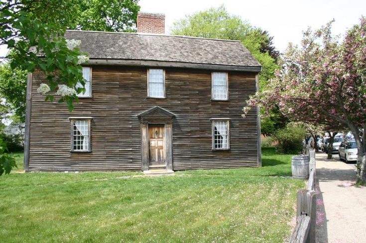 Adams National Historical Park, Quincy, MA - Visit the birthplace and homes of Massachusetts Constitution author John Adams
