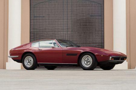 Maserati Ghibli SS 4.9 coupe