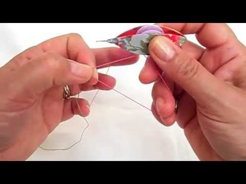 Tatting - The Josephine Petal - new method
