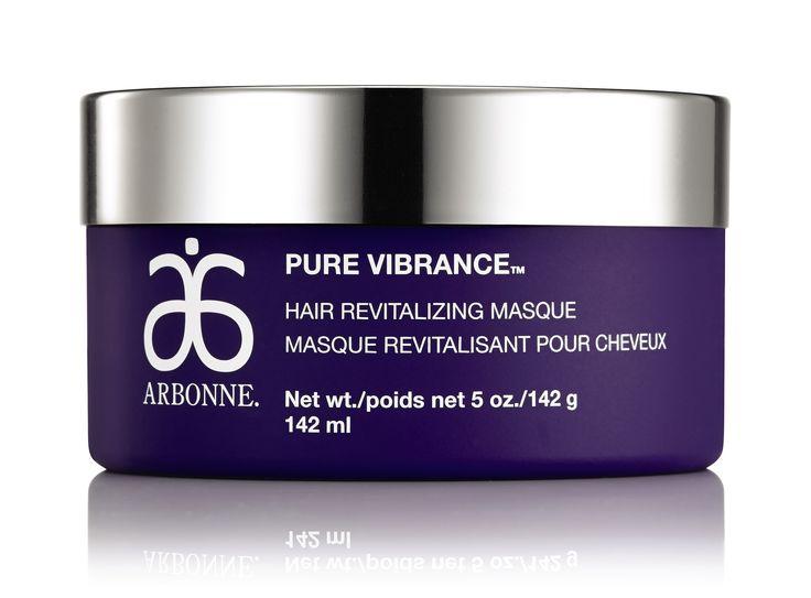 Tres Chic Now - Features Arbonne Pure Vibrance Hair Masque