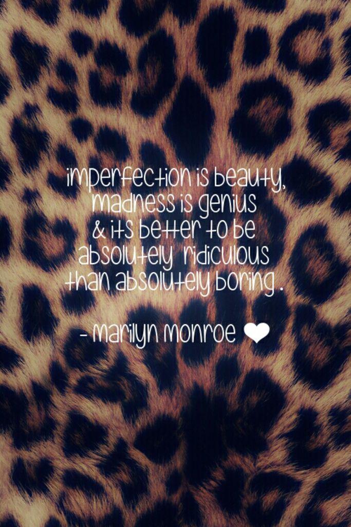 Marilyn monroe wallpaper quotes