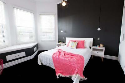 Jamie and Hayden guest bedroom take two