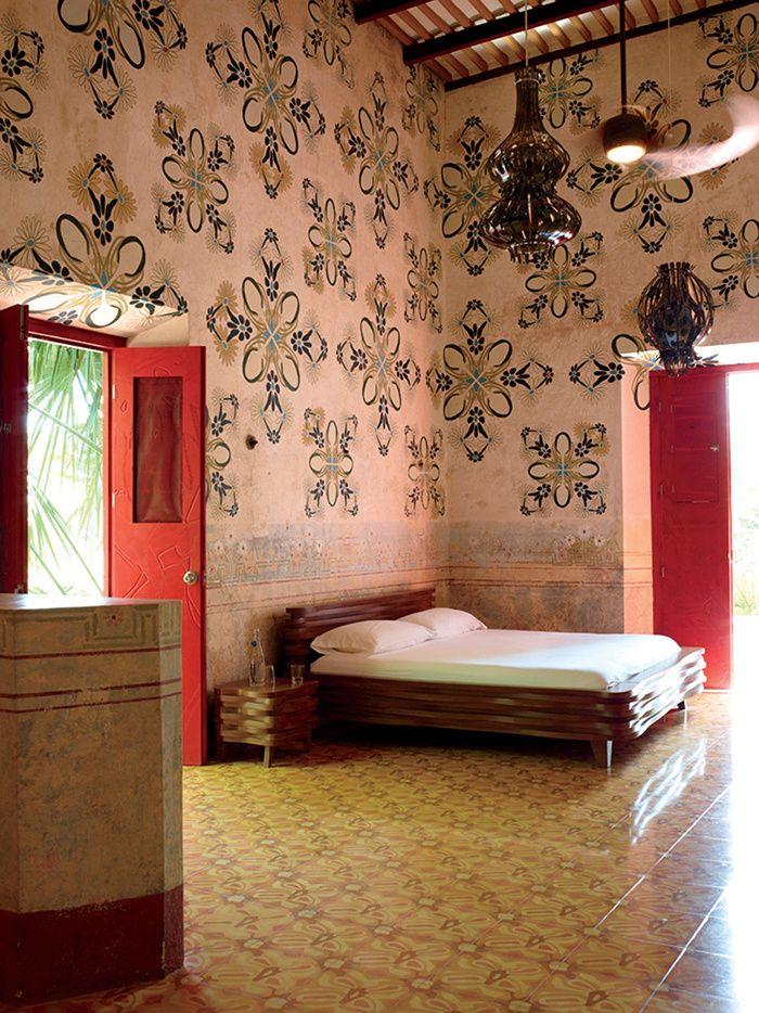 La maison de Jorge Pardo au Mexique