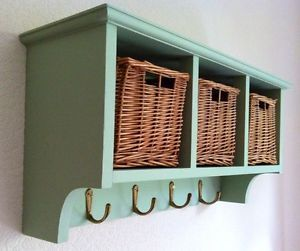 Northern Pages Basket Storage Coat Racks And Shabby