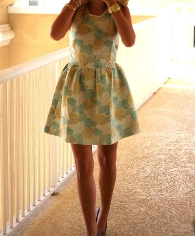 Carolina Cup dress