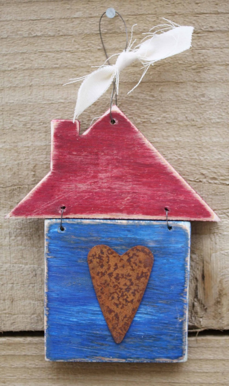 KR Creatives: Handmade Wooden Gifts A beautiful handmade wooden house perfect to add the finishing touches to your loving home. Also ideal for a loving gift. 100% handmade by KR Creatives with love and care. 100% British made.