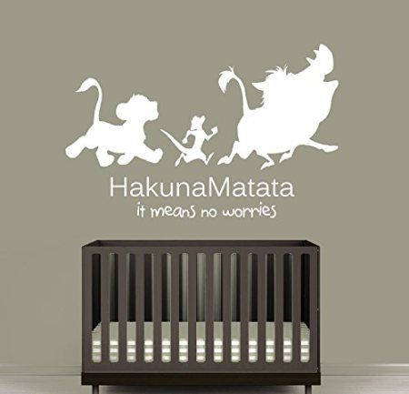 A Lion King Nursery - Disney Favorite Theme for Baby