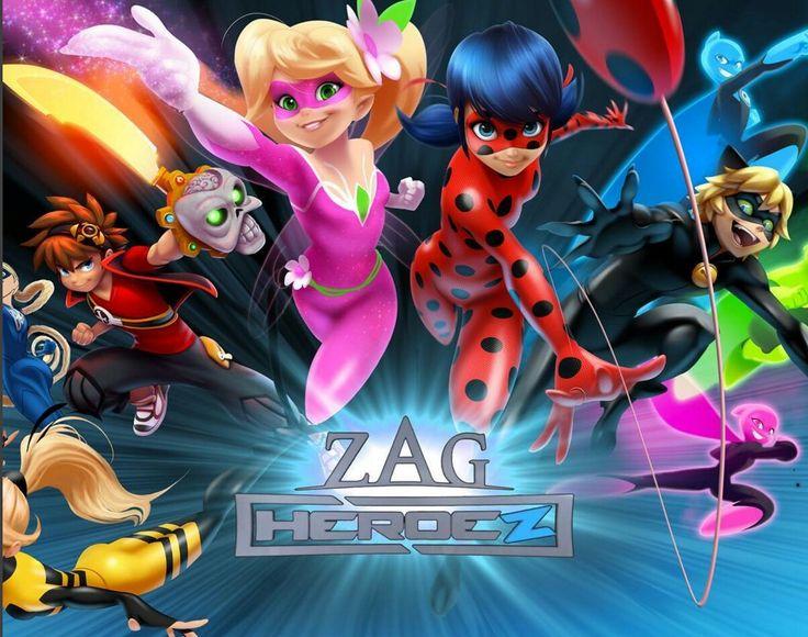 ZAG HEROES Y tu que opinas de Pixie Girl? Sabias palabras de Hola soy Pilar =D