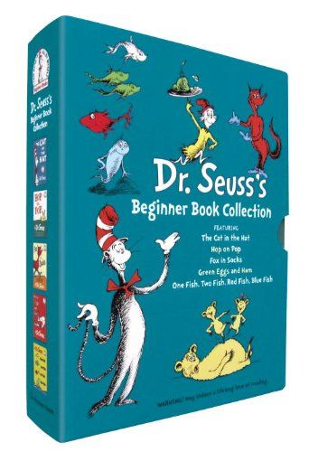 Dr. Seuss's Beginner Book Collection (5 books) Only $14.84!!