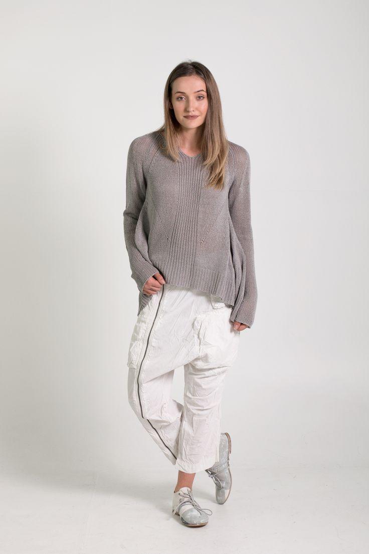 Rundholz Mainline | Et Vous | Grey Knit