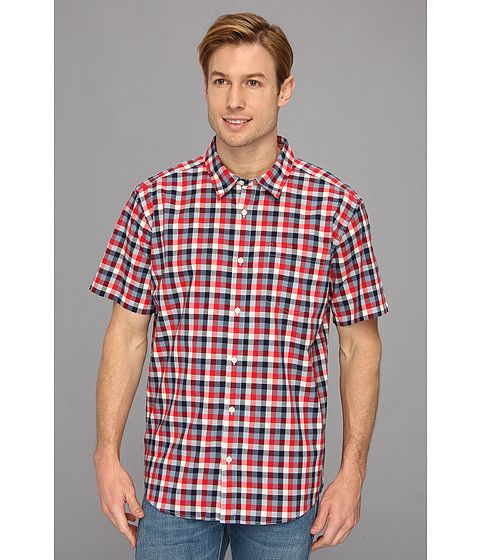 When your questionable navigational skills land you in parts unknown, the free-wheeling Fezzman Shirt vouches for you with a laid-back style that makes friends everywhere.