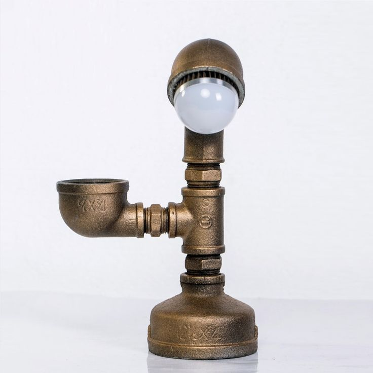 94 best Pipe light images on Pinterest | Pipes, Lighting and Pipe lamp