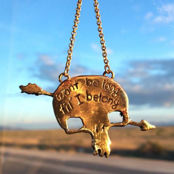 Shakey Graves 'roll the bones' Southwestern Skull by OzmaAutonomy