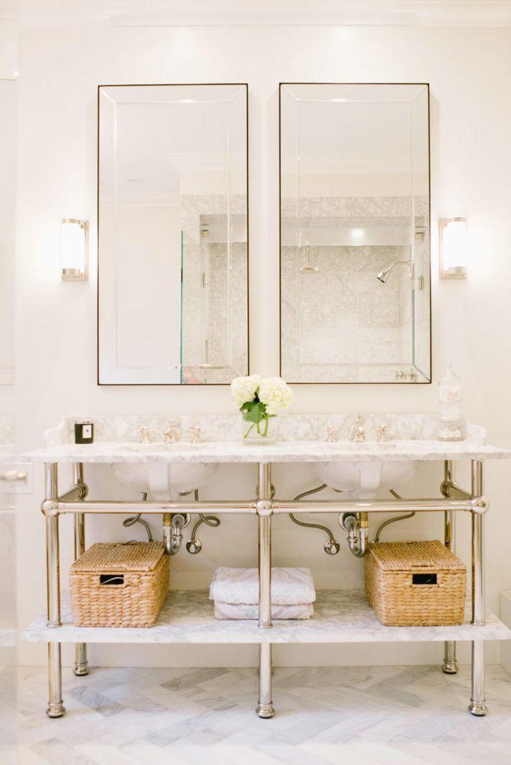 Modern Farmhouse Home Tour Inside My Cozy California Bungalow Diy Bathroom Remodel Bathrooms Remodel Bathroom Remodel Master