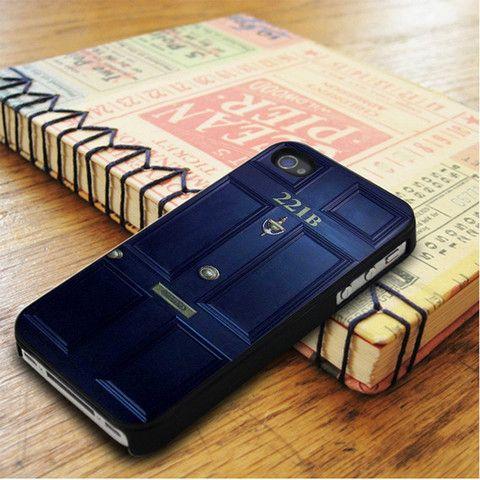 Sherlock Holmes 221b Baker Street iPhone 5|iPhone 5S Case