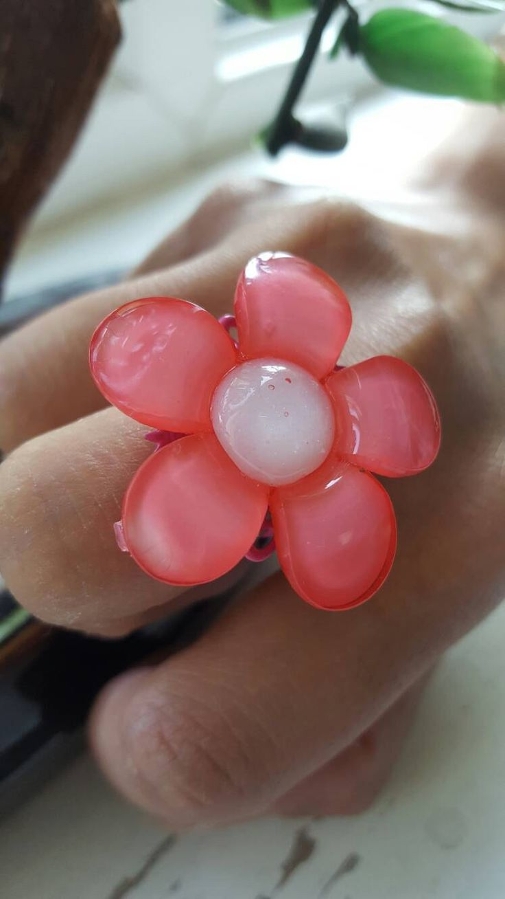 A personal favourite from my Etsy shop https://www.etsy.com/uk/listing/279632698/pink-daisy-summer-ring