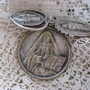 Religious Devotional Charm Pendant   This is a pendant