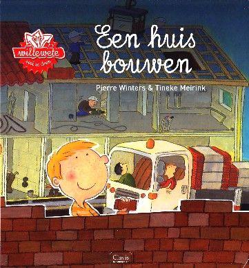 Een huis bouwen - Pierre Winters