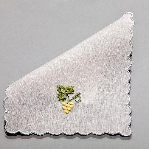 Quen inventou a servilleta?