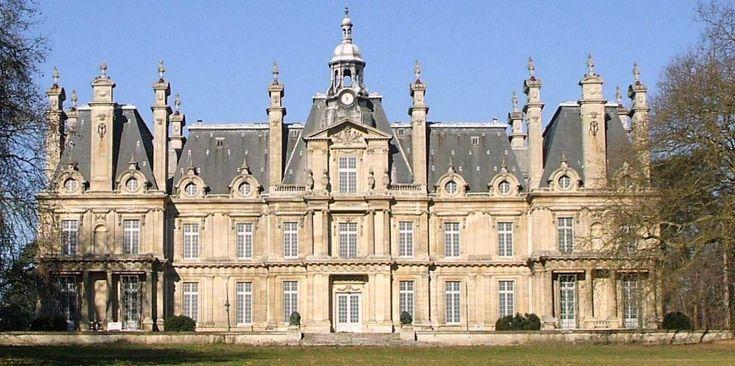 Le château de Franconville-aux-Bois, situé à Saint-Martin-du-Tertre