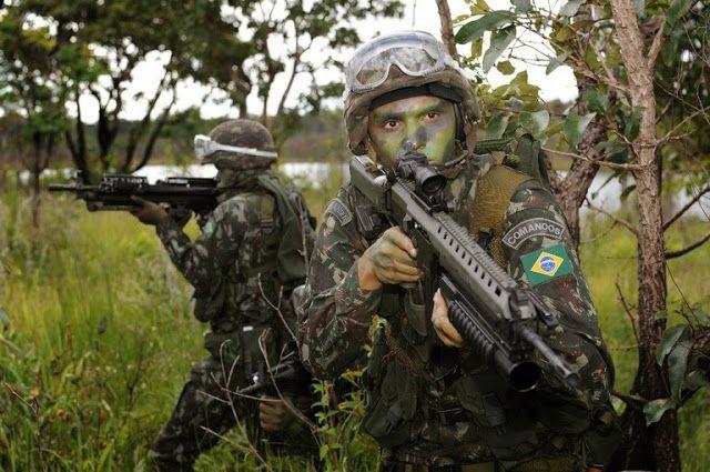 CAnadauenCE tv: Dia do Exército brasileiro é comemorado em Brasíli...