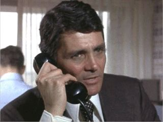"David Hedison As Felix Leiter In Live And Let Die (1972) . He Reprised The Role In License To Kill (1989). Here He Is Trying To Clean Up The Mess James Bond Left At Bleekers Flyng School.    Bond ""How's Mrs. Bell?""    Leiter ""Intensive Care, But She'll Pull Thru."""