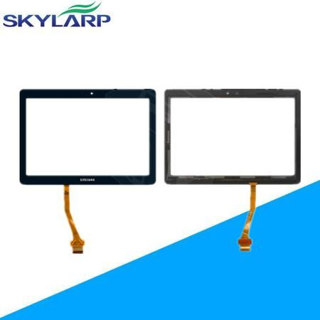 Black Touch Screen for Samsung for Galaxy Note 10.1 N8000 N8010 P5100/P5110 for Galaxy Tab2 Touch digitizer panel screen  — 1000.19 руб. —