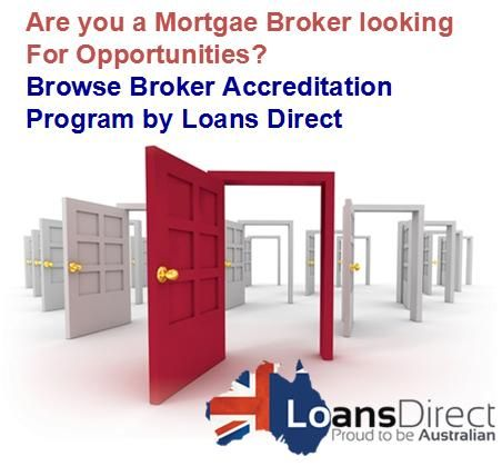 If you are a mortgage broker and looking for opportunities, then you are at the right place. Here at #LoansDirect we have broker accreditation program. For more details regarding the same, visit website.