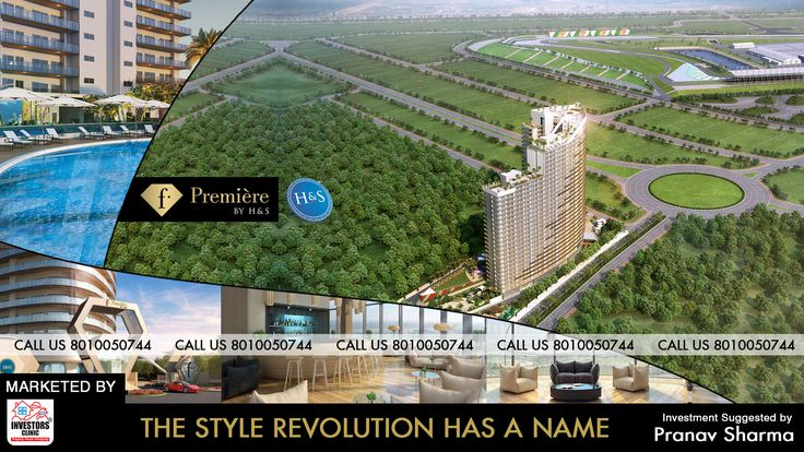 A spot away from the hustle bustle of the city at GHB-03, Sector- 25, F-Premier project offers 2 and 3 BHK luxury residences with sizes ranging from 1,250 sq ft to 2,555 sq ft area. To know more about the project and its luxurious amenities, call us at +91 8010050744. #realestate #property #luxury