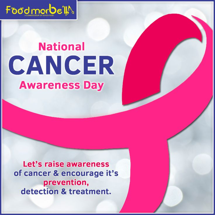 Celebrate #NationalCancerAwarenessDay  today on 7th #November . Support cancer patients and take an action in the right direction to fight cancer.
