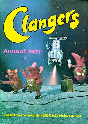 The Clangers Books & Comics