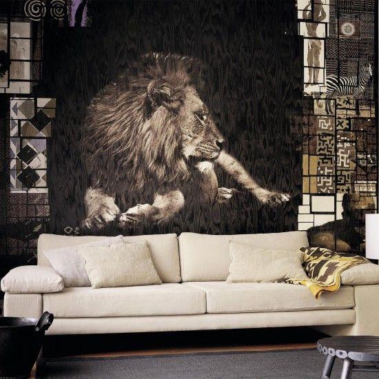 Elitis Memoires King Wallpaper