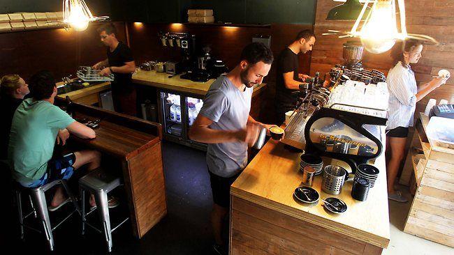Coffee @ Canteen, Burleigh Heads, Gold Coast