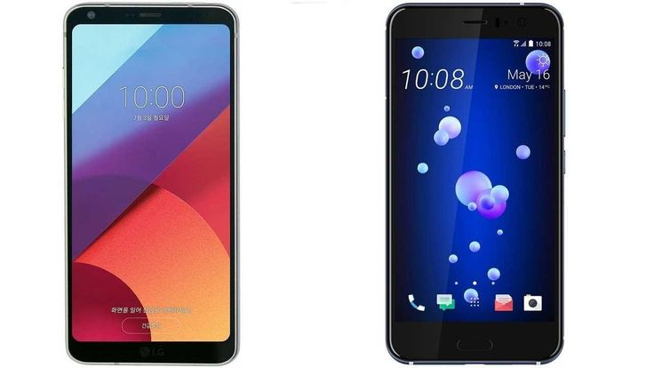 LG G6 vs HTC U11 Subscribe! http://youtube.com/TechSpaceReview More http://TechSpaceReview.tumblr.com