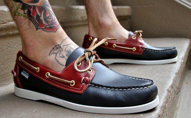 Spinnaker Boat Shoes by Sebago - $105