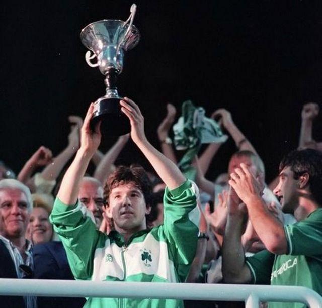 Dimitris Saravakos-Panathinaikos FC 2