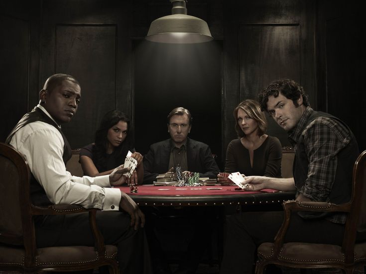 Lie to Me, great tv, show. Promo. Cast group shot, photo