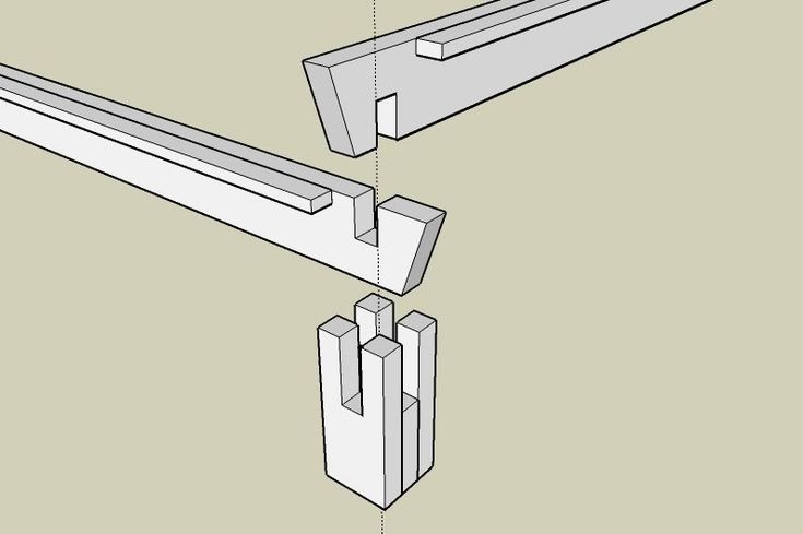 bed frame joinery - Поиск в Google