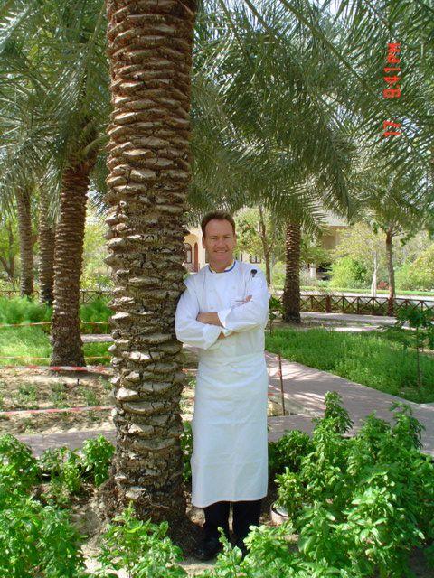 Palace garden Bahrain