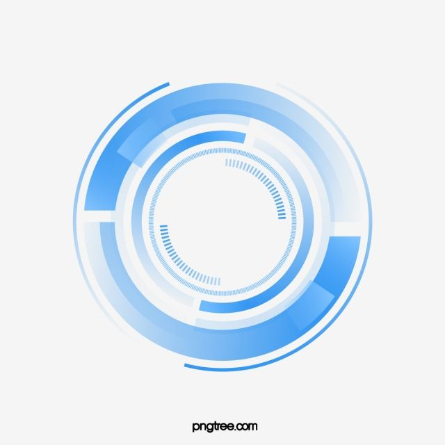 Technology Sense Big Data Blue Circle Technological Sense Circle Blue Png And Vector With Transparent Background For Free Download Big Data Vector Technology Big Data Technologies