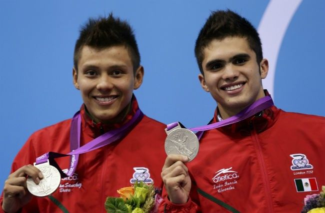 Today: LATINOS POST - Mexico Earns First Medal at London 2012 Olympics; Divers Secure the Silver, Jul 31, 2012