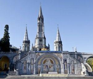 Lourdes, Francia - Santuario de nuestra dama señora